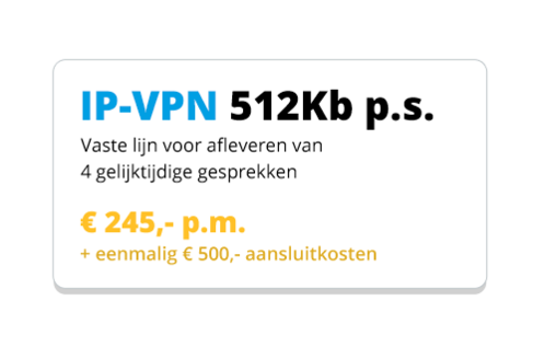 IP-VPN, 512Kb