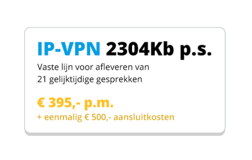 IP-VPN, 2304Kb